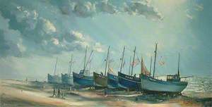 Fleet in Mourning