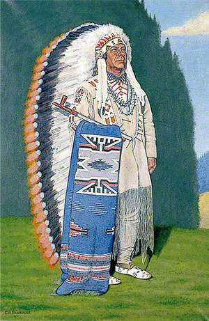 Chief Oskenonton