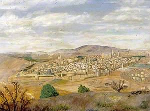 Jerusalem from Mount Scopus