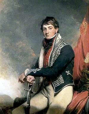 Lieutenant Colonel Sir Henry Vassal Webster