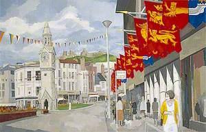 Hastings, East Sussex, 1066–1966