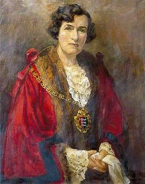 Alderman Mrs Farnfield
