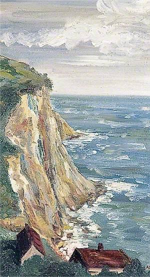 Ecclesbourne Cliff, Hastings, East Sussex