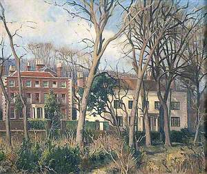 Georgian Houses, Hastings, East Sussex