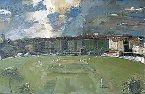 Hastings Central Cricket Ground, East Sussex