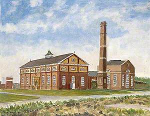 Engine Houses, Brede Pumping Station, East Sussex
