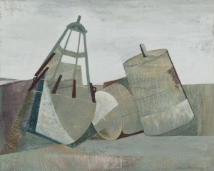Still Life (Buoys), Kehelland, Cornwall