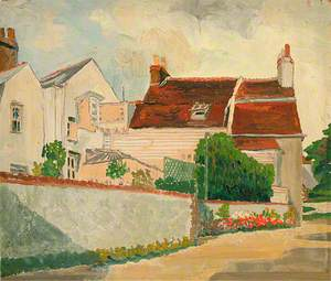 North End House, Rottingdean, East Sussex, Burne Jones's House
