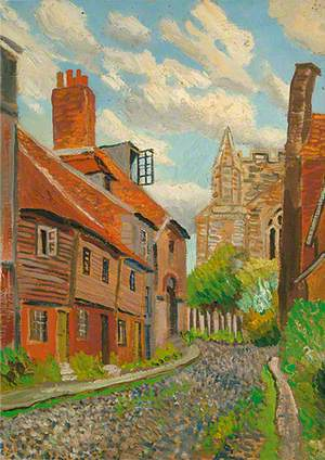 West Street, Rye, East Sussex