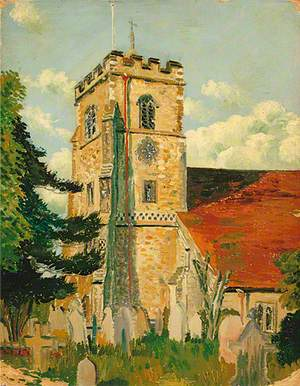 Church of St Mary the Virgin, Felpham