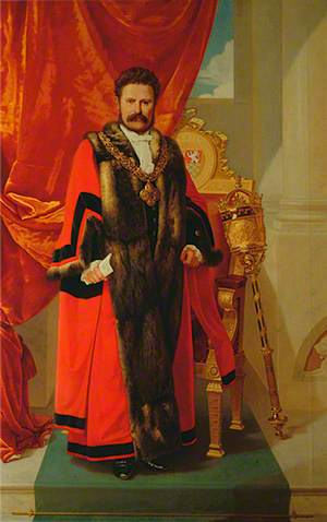 Wynne E. Baxter, Esq., First Mayor of Lewes (1881–1882)