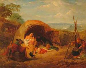 Gypsy Encampment
