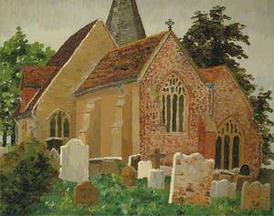 Herstmonceux Church, Hailsham, East Sussex