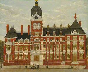 Eastbourne Town Hall, East Sussex