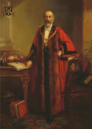 Alderman James Arthur Skinner