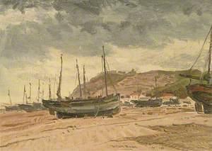 East Beach, Hastings, East Sussex
