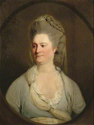 Mary, Second Wife of Reverend Henry Lushington, DD