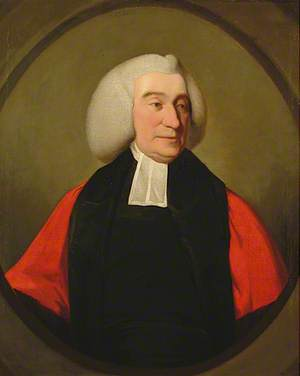 Reverend Henry Lushington, DD