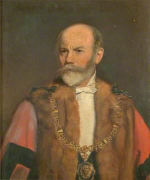 Alderman Morrison, Mayor of Eastbourne (1889–1892)