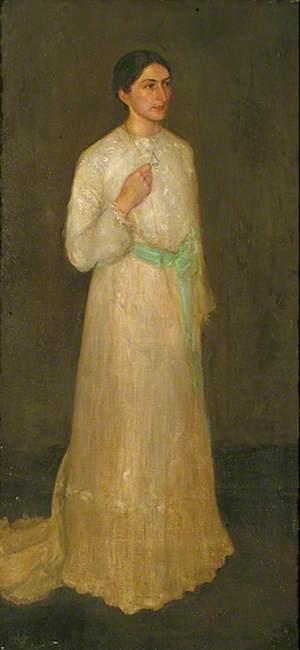 Edith Matthews, née Meredith