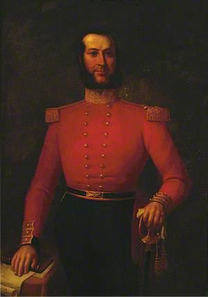 Lieutenant Colonel Jarvis