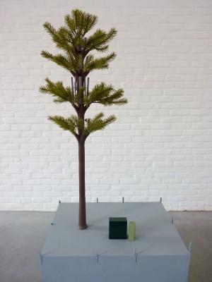 Pine Tree Mast