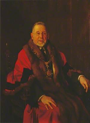 Alderman Henry William Keay, JP, Mayor (1893–1894, 1898–1901 & 1906–1908)