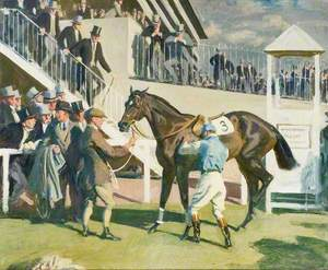 The Unsaddling Enclosure, Epsom