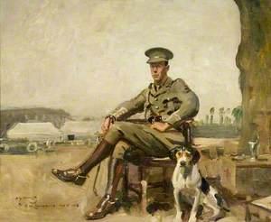 R. W. Sutherland, Cavalry Officer