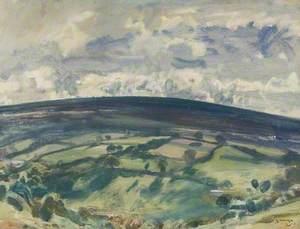 Withypool Hill, Exmoor