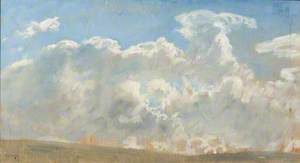 A Cloud Study, Exmoor