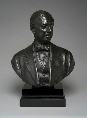 Sir Alfred Munnings (1878–1959), President of the Royal Academy