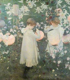 'Lily, Carnation, Lily, Rose'