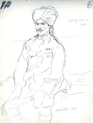 Madat Ali (Indian Soldier)