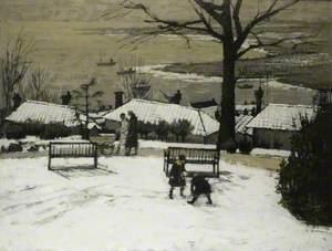 Winter Morning, Leigh