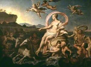 The Triumph of Amphitrite