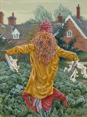 Suffolk Scarecrow