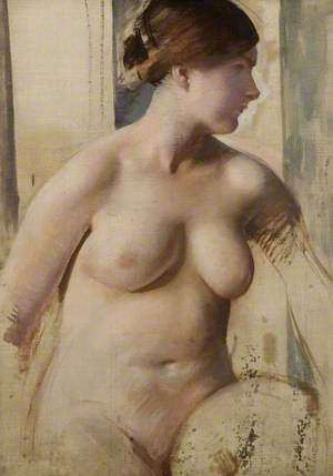 Study of a Nude