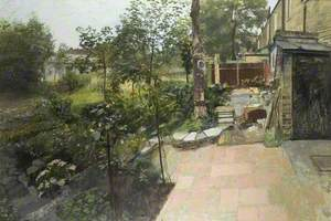 Gardens in Chiswick