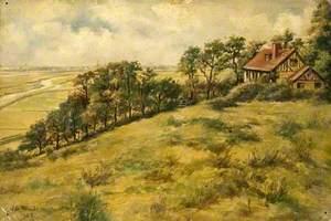 From Belton Hills Looking West