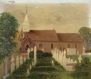 Holy Trinity, Southchurch