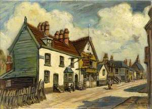 The Crooked Billet, Leigh-on-Sea