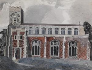 St Mary's Church, Shelton