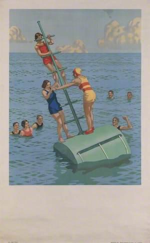 Southend-on-Sea Bathing Buoy