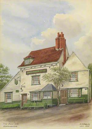 'The Bull Inn', Corringham