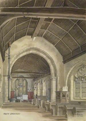 North Shoebury Church