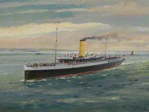 SS 'Kingfisher'