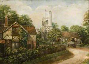 St Peter, South Weald