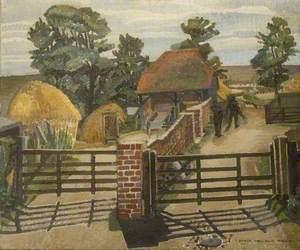 Farmyard, Fordingbridge