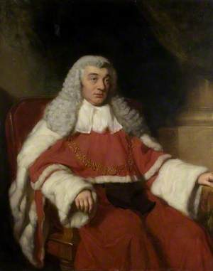 Sir Nicholas Tindal (1776–1846), Chief Justice of the Common Pleas